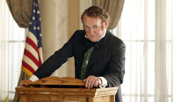 <em>Vulture</em> Calls Series a Trendsetter; Colm Meaney's <em>The Occult</em> Begins Filming