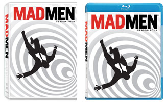Need to Prep for Season 5? <em>Mad Men</em> Season 4 Is on DVD and Blu-Ray