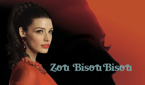 "Jessica Paré's Recording of ""Zou Bisou Bisou"" From <em>Mad Men</em> Season 5 Premiere Now Available"