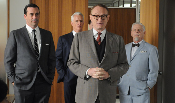 Now on Android, iPhone and iPad – <em>Mad Men</em> Season 5 Premiere Episode