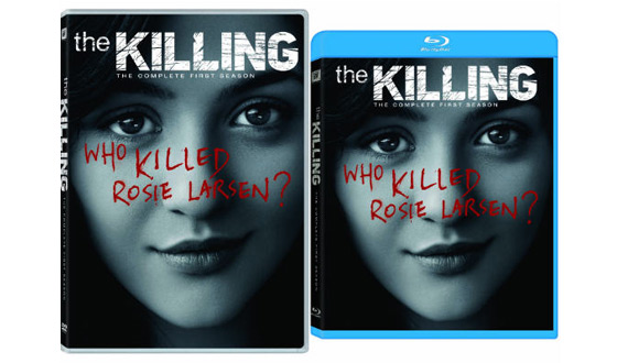 <em>The Killing</em> Season 1 Available on DVD and Blu-ray Tomorrow