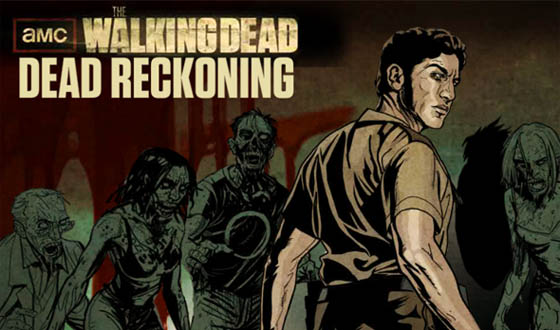 <em>The Walking Dead</em> Adventure Game Now Available on PlayBook and Kindle Fire