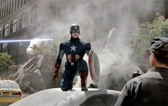 """Captain America 2"" Is a Go — What Villain Will He Face?"
