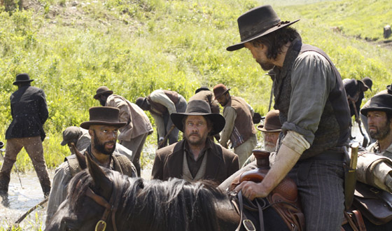 Anson Mount Talks Emmys With <em>Gold Derby</em>; <em>Chicago Tribune</em> Interviews Common