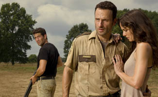 <em>The Walking Dead</em> Reaches <em>Inside Pulse</em>&#8216;s Best TV Finals; Robert Kirkman&#8217;s Zombie Escape Plan