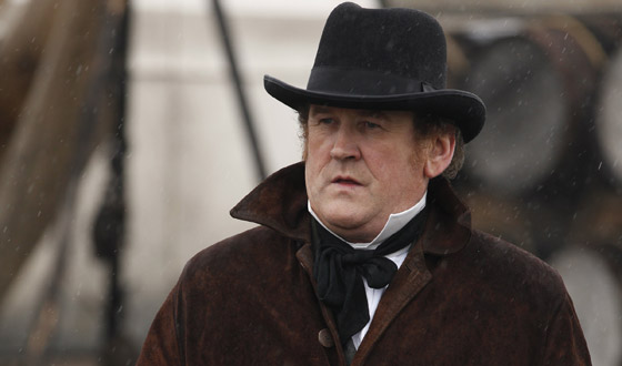 <em>Hell on Wheels</em> to Premiere in U.K.; <em>EW</em> Spotlights Upcoming Colm Meaney Movie