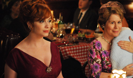 The <em>Mad Men</em> Fashion File &#8211; Dying for Style