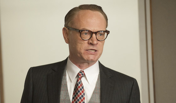 Q&A – Jared Harris (Lane Pryce)