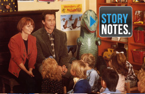 Story Notes for <i>Kindergarten Cop</i>