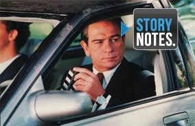 Story Notes for <em>U.S. Marshals</em>