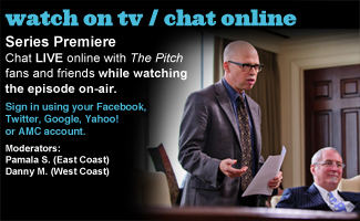 Chat Online About <em>The Pitch</em> Series Premiere on Monday Night