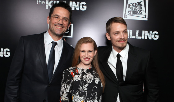 Photos &#8211; <em>The Killing</em> Season 2 Premiere Party