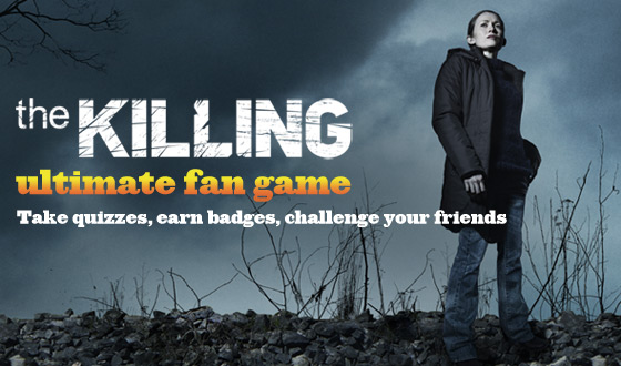 <em>The Killing</em> Ultimate Fan Game Puts Your Sleuthing Skills to the Test