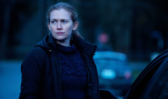 <em>NY Daily News</em> Names <em>The Killing</em> One of TV&#8217;s Top Things; Mireille Enos Talks to <em>Marie Claire</em>