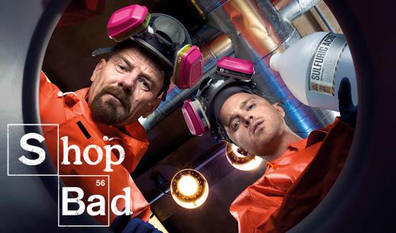 The <em>Breaking Bad</em> Shop – Your Source for Swag