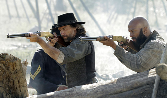 <em>Hell on Wheels</em> Season 2 Will 'Escalate Danger'; <em>Vanity Fair</em> Profiles Anson Mount's Film <em>Hick</em>