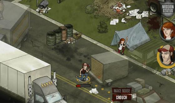 Video &#8211; Sneak Peek of <em>The Walking Dead</em> Social Game on Facebook