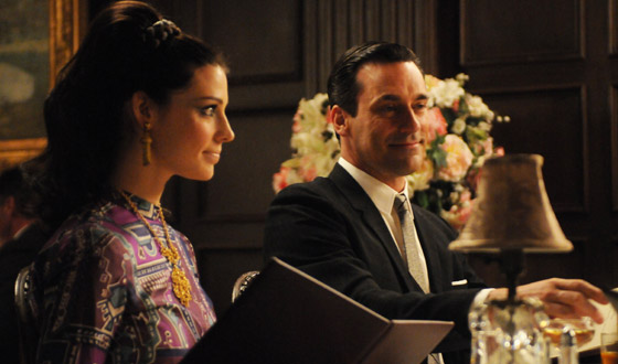 <em>Mad Men</em> Visits <em>Inside the Actor's Studio</em>; Jon Hamm Back as Sergio on <em>SNL</em>