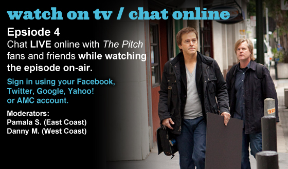 Chat Online About <em>The Pitch</em> Episode 4 This Sunday Night