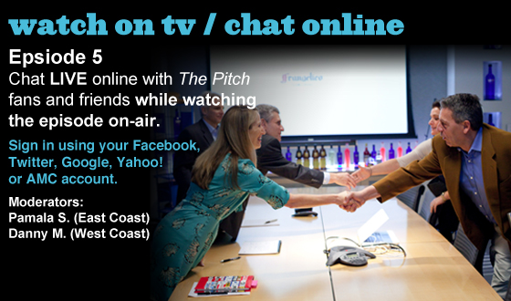 Chat Online About <em>The Pitch</em> Episode 5 This Sunday Night