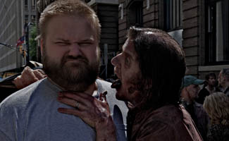 <em>LA Times</em> Reports on Robert Kirkman; Dread Central Talks to the Series Art Director