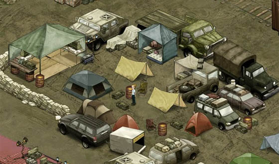 Interview With <em>The Walking Dead Social Game</em> Producers