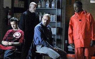 Vince Gilligan Chats With <em>New York</em> Magazine; <em>Breaking Bad</em> on <em>TV Guide</em> Dream Ballot