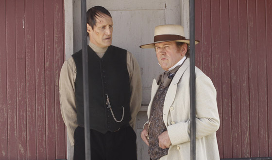 """Christopher Heyerdahl on <em>Toronto Sun</em> Cover; Colm Meaney """"Delighted"""" With Durant Role"""