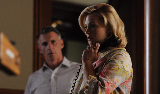 "<em>EW</em> Deems <em>Mad Men</em> Finale a ""Must Watch""; January Jones in <em>THR</em> Emmy Roundtable"