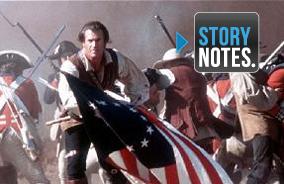 Story Notes for <em>The Patriot</em>