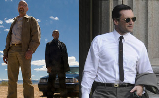 AMC Receives 6 TCA Nominations for <em>Breaking Bad</em> and <em>Mad Men</em>