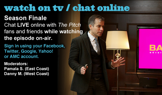 <em>The Pitch</em> Season Finale – Watch on TV / Chat Online