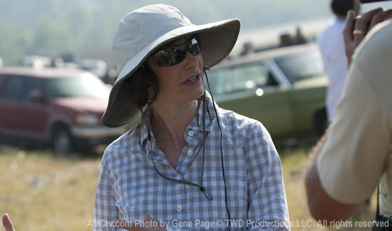 Dispatches From the Set – Executive Producer Gale Anne Hurd