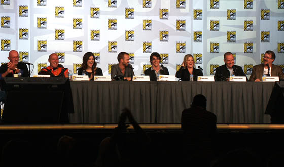 Video – Highlights From the <em>Breaking Bad</em> Comic-Con Panel