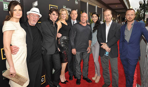 Red Carpet Photos From <em>Breaking Bad</em>&#8216;s Season 5 Premiere