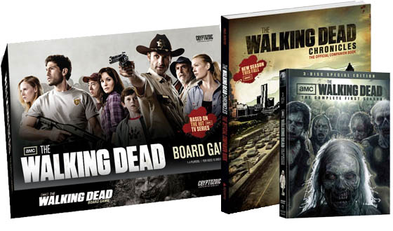 <em>The Walking Dead</em>'s 13 Days of Dead Builds Excitement for Comic-Con