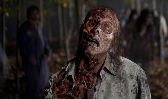 Just in Time for Season 3 Preview Weekend… More Photos of Season 2 Zombies