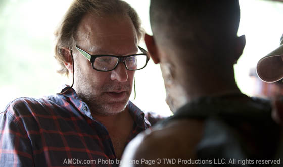 Dispatches From the Set – Special FX Makeup Artist and Co-Executive Producer Greg Nicotero