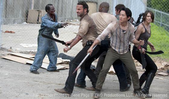 AMC Announces <em>The Walking Dead</em> Season 3 to Premiere on Sun., Oct. 14 9/8c