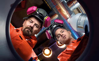 <em>Breaking Bad</em> Wins TCA Award for Outstanding Drama