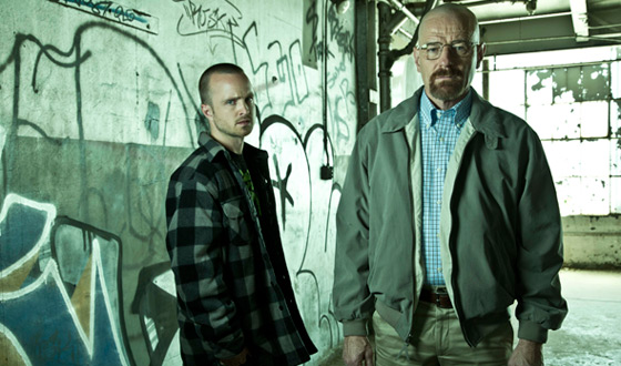 <em>Breaking Bad</em>, Bryan Cranston, Aaron Paul Win Saturn Awards