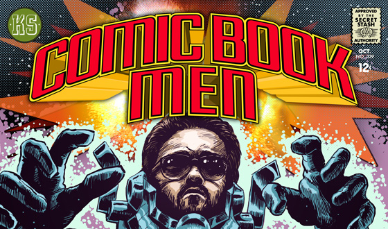 Just in Time for Comic-Con 2012 &#8211; An Online Application to Appear on <em>Comic Book Men</em>