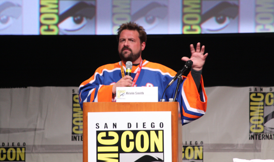 At  Comic-Con 2012, Kevin Smith Reveals the Secret Origins of <em>Comic Book Men</em>