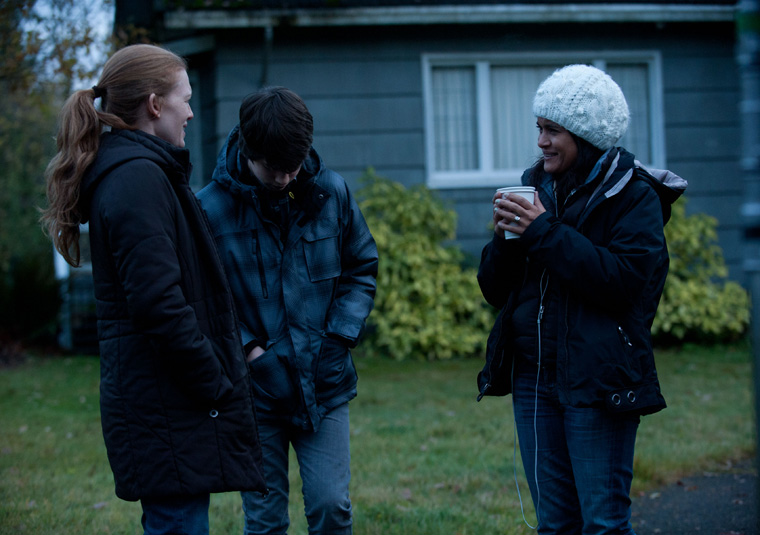The Killing – Season 2 Behind the Scenes Photos