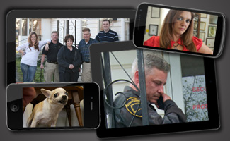 <em>Small Town Security</em> Premiere Now Streaming on iPhone, iPad, Android, and Kindle Fire