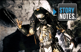 Story Notes for <em>Alien vs. Predator</em>