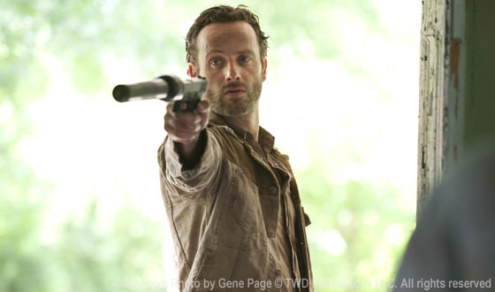 <em>The Walking Dead</em> Season 3 Preview Weekend This Sat. and Sun. Jul 7-8