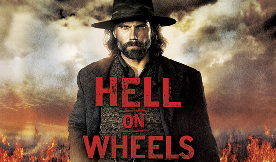 <em>Hell on Wheels</em> Season 1 Soundtrack Now Available Online