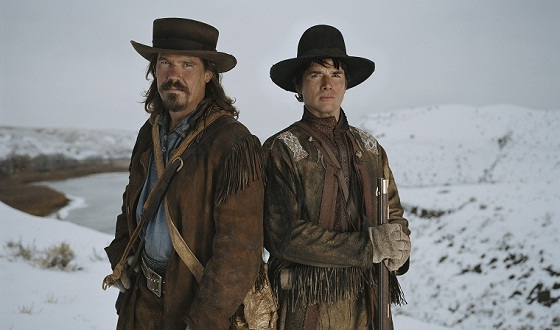 Photos of the Epic Miniseries <em>Into the West</em>