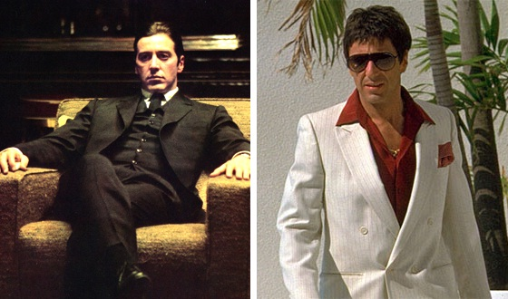 Finally, a Faceoff Between Pacino's Two Iconic Mobsters – Michael Corleone and Tony Montana